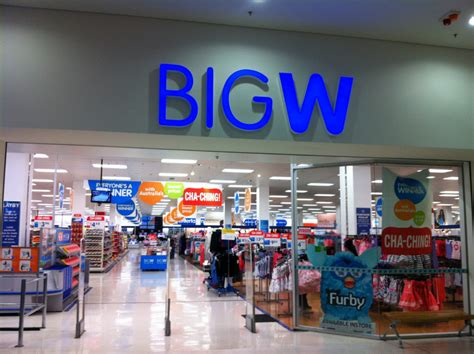 big w in liverpool sydney nsw department stores truelocal