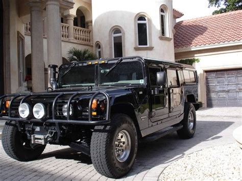 automobile air conditioning service 2000 hummer h1 on board diagnostic system buy used 1997 hummer h1 wagon air conditioning in loveland colorado united states