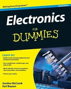 Electronics Projects For Dummies Book
