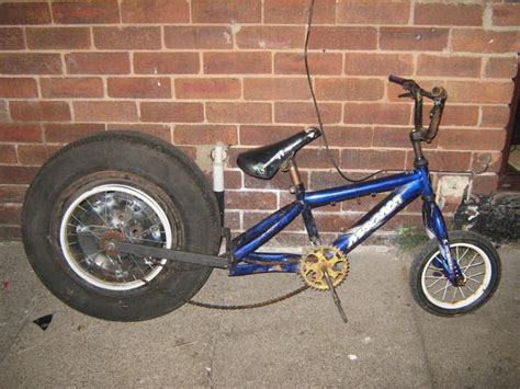 Modified Supine Bicycle by Modified Childrens Bicycle All