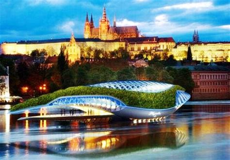 Floating Boat Garden Design by Whale Shaped Floating Garden Designed To Clean The World S