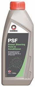 Comma Psf Power Steering Fluid  U0026 Conditioner 1 Litre Stop