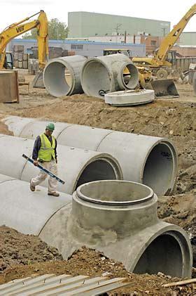 Concrete Pipe & Precast