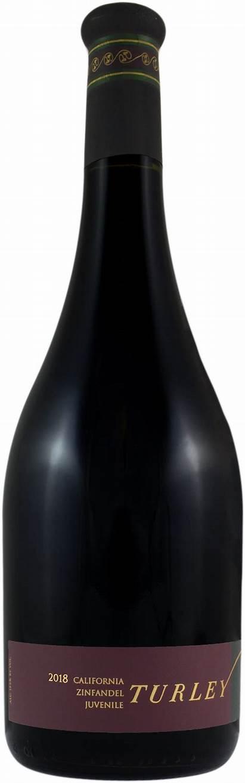 Zinfandel Turley Juvenile Wine States United