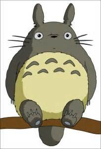 Le Totoro by Mon Voisin Totoro D Hayao Miyazaki Le Coin Des