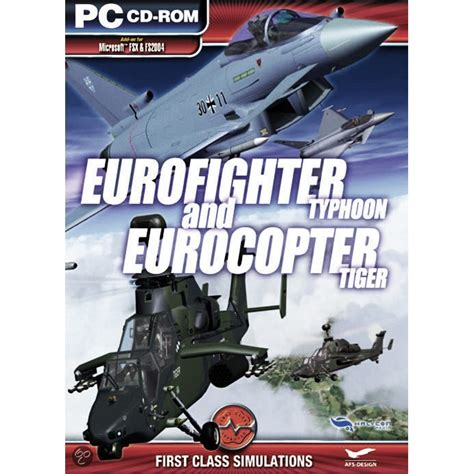 Abacus Eurofighter Typhoon And Eurocopter Tiger For Fsx
