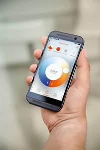 Lichtsteuerung Per App : smarte lichtsteuerung per smartphone oder automatisch ~ Watch28wear.com Haus und Dekorationen