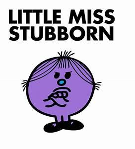 Stubborn?