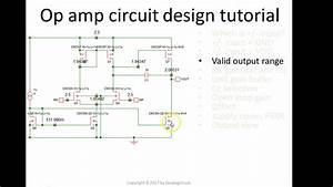 Opamp Circuit Design Tutorial