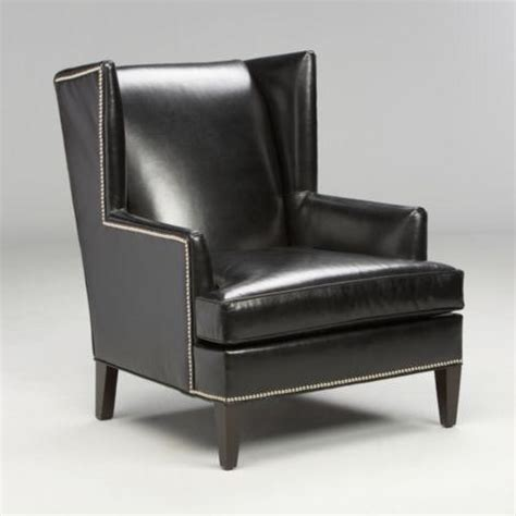 ethan allen wingback chair leather ethanallen chair ethan allen furniture