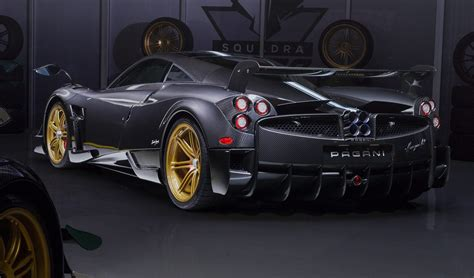 How The United States' First Customer Pagani Huayra Bc Was