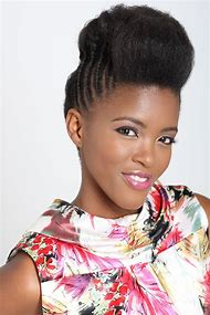 South Africa Black Girls Braided Hairstyles