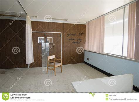 graffiti  wall  hospital room stock photo image