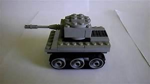 Lego Mini Tank   Instructions