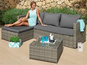 Polyrattan Tisch Grau : loungeset phoenix 8 tlg ecklounge tisch 61x61 cm polyrattan inkl auflage online kaufen ~ Indierocktalk.com Haus und Dekorationen