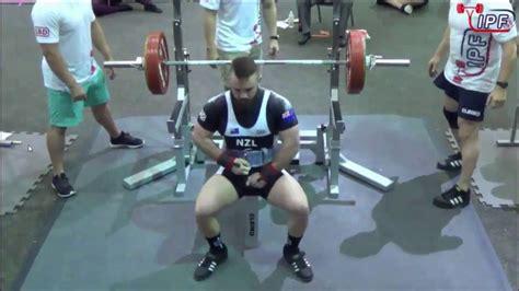 world record bench press brett gibbs world record bench press 208kg 83kg bw