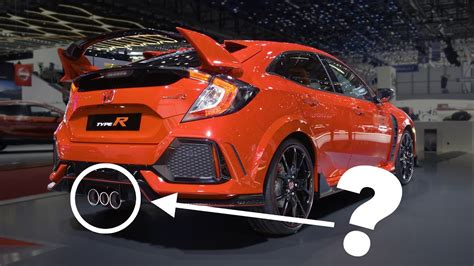 Cool Facts & Weird Triple Exhaust