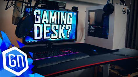 bureau gaming wat heb je aan een 39 bureau 39 als de arozzi arena