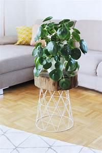 Tisch Aus Holzscheiben : aus drahtkorb und holzscheibe einen beistelltisch bauen obsigen ~ Cokemachineaccidents.com Haus und Dekorationen
