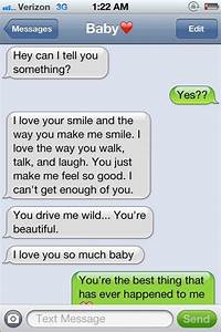Cute romantic texts to girlfriend or boyfriend   the one ...
