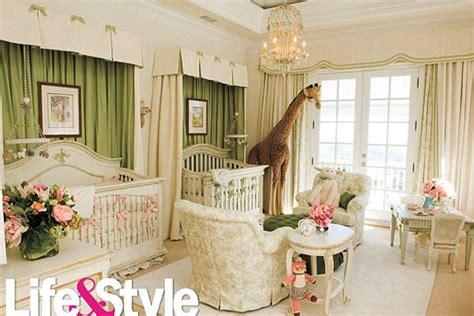 A Look Inside Mariah Carey's Nursery For Her Twins