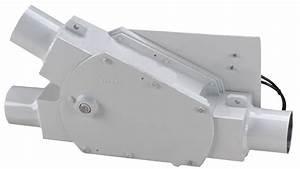 Blade Line Diverter For Vacuum Or Pressure Pneumatic