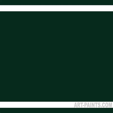 black forest green americana acrylic paints dao83