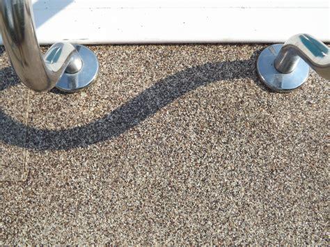 In Ground Pools Concrete Deck Ideas