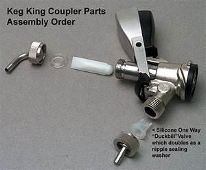 Wiring Diagram  30 Keg Tap Parts Diagram