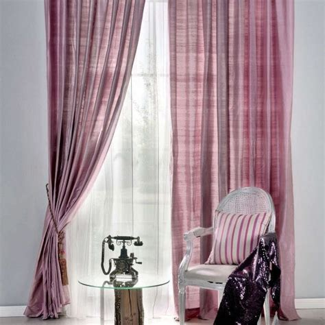 cortinas modernas de seda casa web