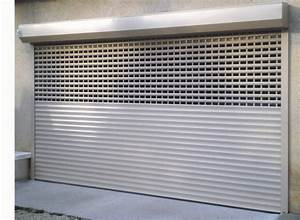 porte de garage enroulable a cavaillon 84300 pose de With porte de garage enroulable avec poignee porte pvc