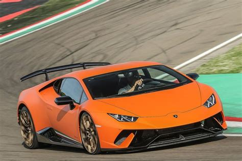 video review lamborghini huracan performante