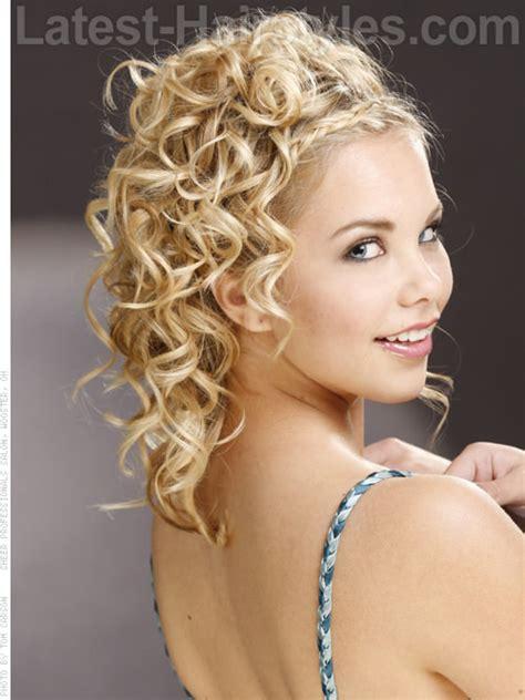 beautifully braided hairstyles  prom