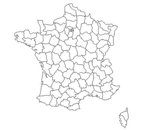 Carte De Region Et Departement Vierge by Cartograf Fr Pays Cartes De Regions Et Departements