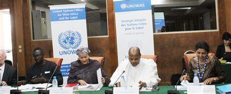 unowas bureau des nations unies pour l afrique de l ouest et le sahel