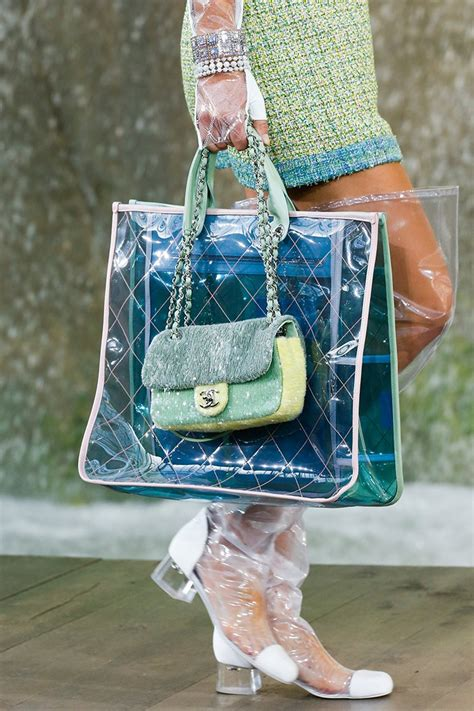chanel spring summer  runway bag collection bragmybag