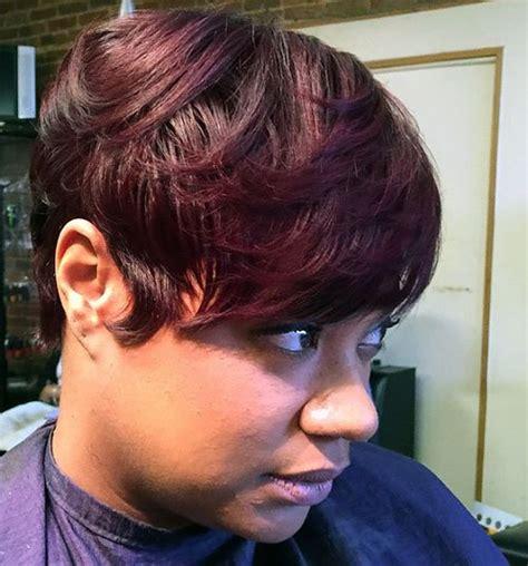 trendy african american pixie cuts  pixie cuts
