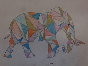 Animales geometricos Con tus manitas