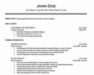 what should a resume look like With how a resume should be