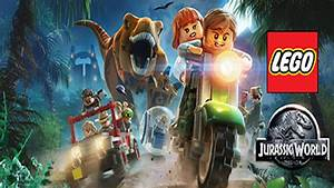 LEGO Jurassic World »FREE DOWNLOAD   CRACKED-GAMES.ORG