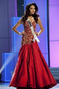 Luo Zilin Miss China Universe 2011 Evening Gown: HIT or MISS?