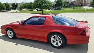 1989 Chevrolet Camaro Rs Coupe 2