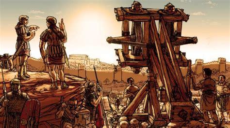 incredible roman military innovations
