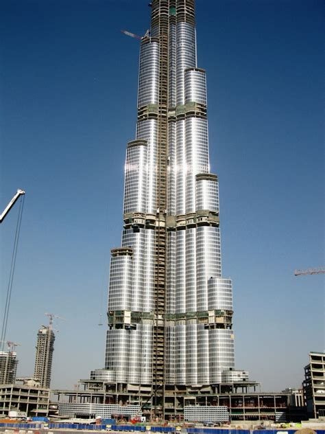 The Tallest Building In The World The Burj Khalifa