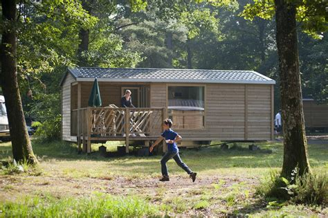 Cottage Mobile Homes Mobile Home Cottage Huttopia