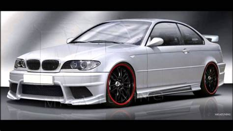 Bmw 3 Series E46 Coupe Tuning Kit