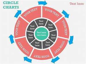 Circle Chart 1 Powerpoint Template