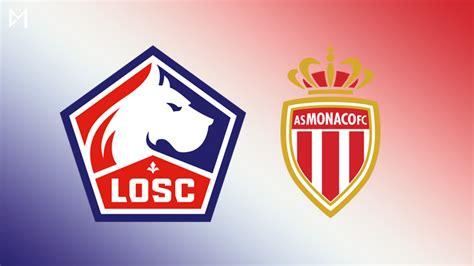 Lille-Monaco : les compos officielles