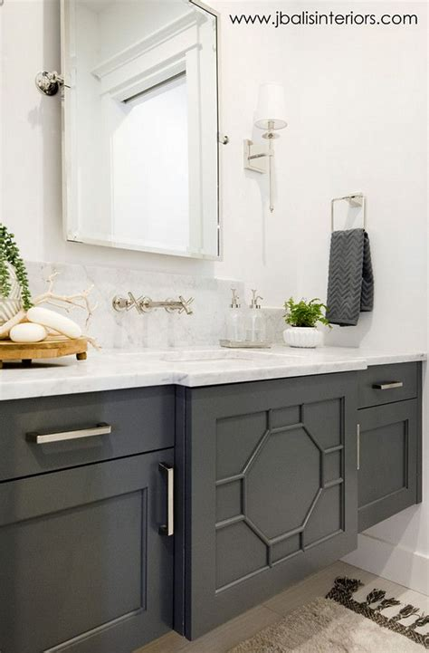 Bathroom Paint Colors With Cabinets by Pin By Carol Degraeve On Bedroom Ideas Grey Bathroom