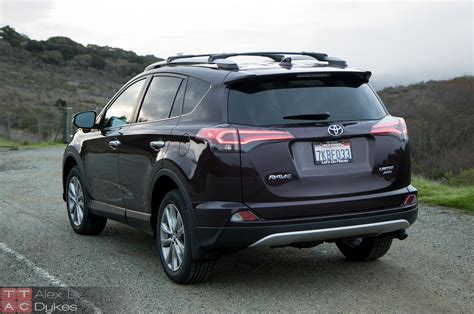 2016 Toyota Rav4 Limited Interior008  The Truth About Cars
